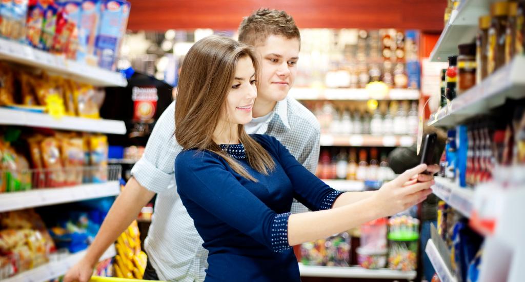 scan supermarket