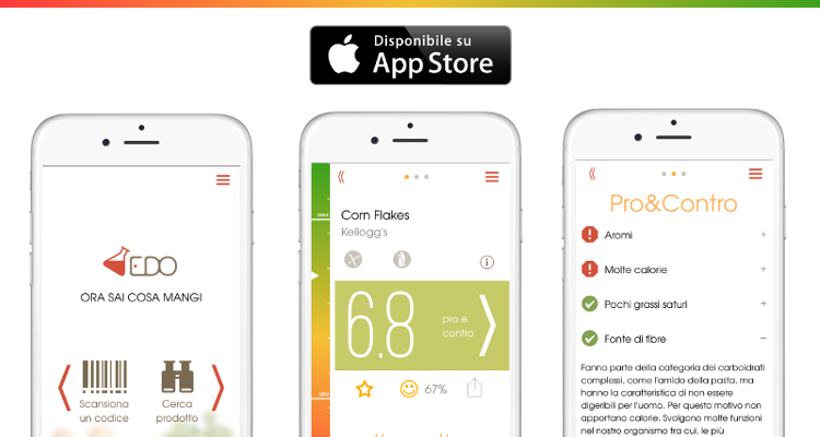 Edo è disponibile sull'App Store!