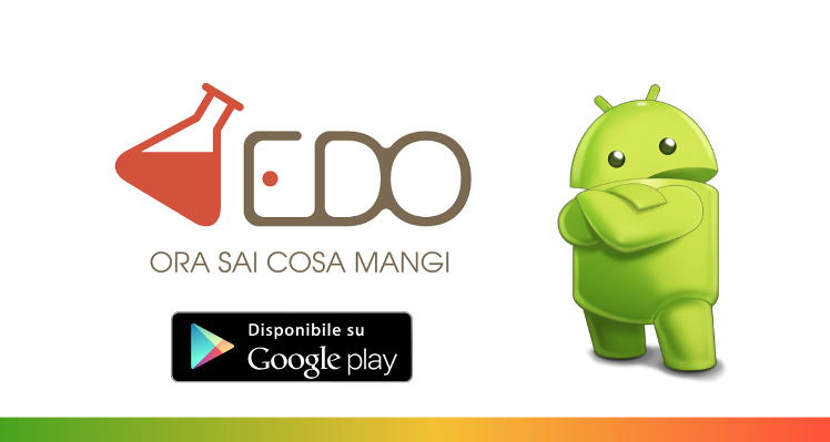 Edo arriva su Google Play Store!