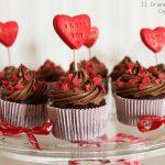 Cucina con Edo – I cupcakes di San Valentino