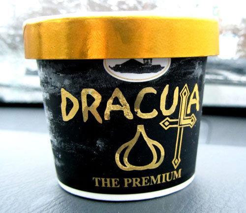 dracula ice cream