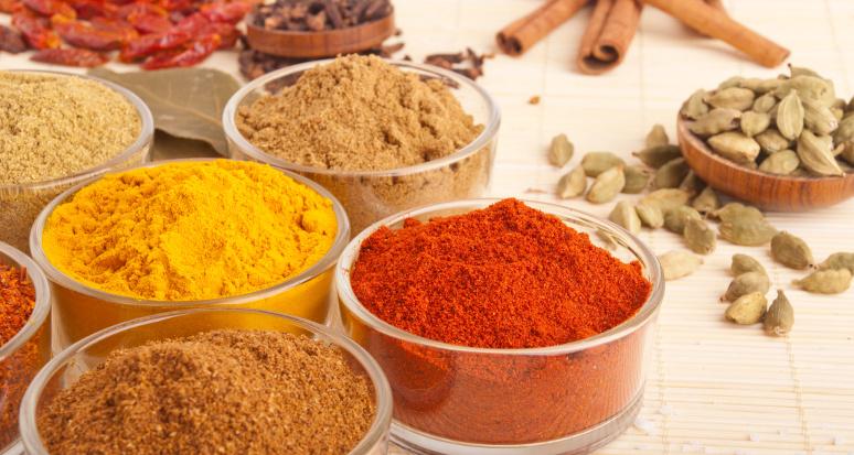 Le spezie che non possono mancare nella tua cucina #1