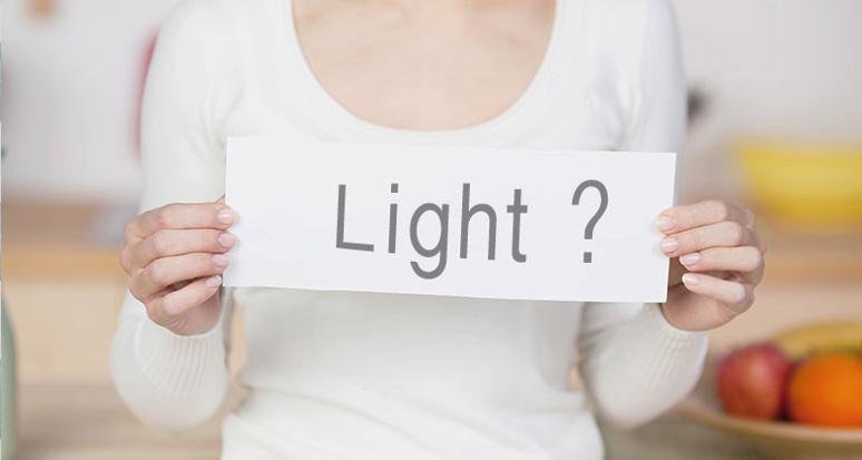 Alimenti light: sai davvero cosa mangi?