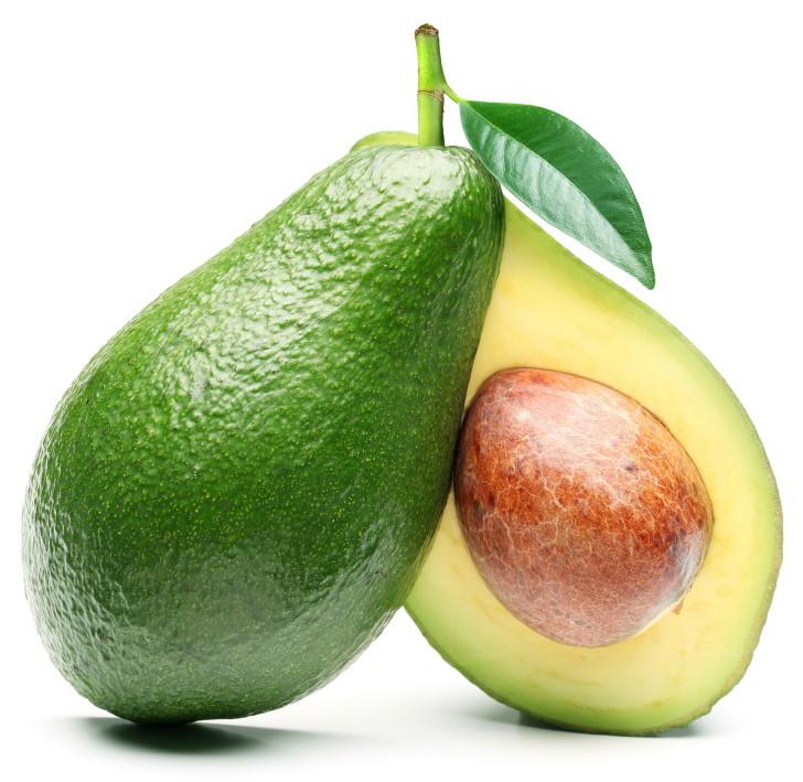 L'avocado è un tipo di frutta grassa  di origine esotica