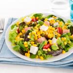 L'insalatona è sempre un piatto unico?