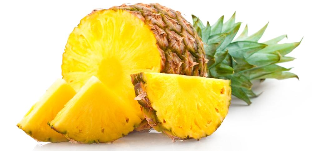 L'ananas, uno dei frutti esotici più conosciuto e utilizzato
