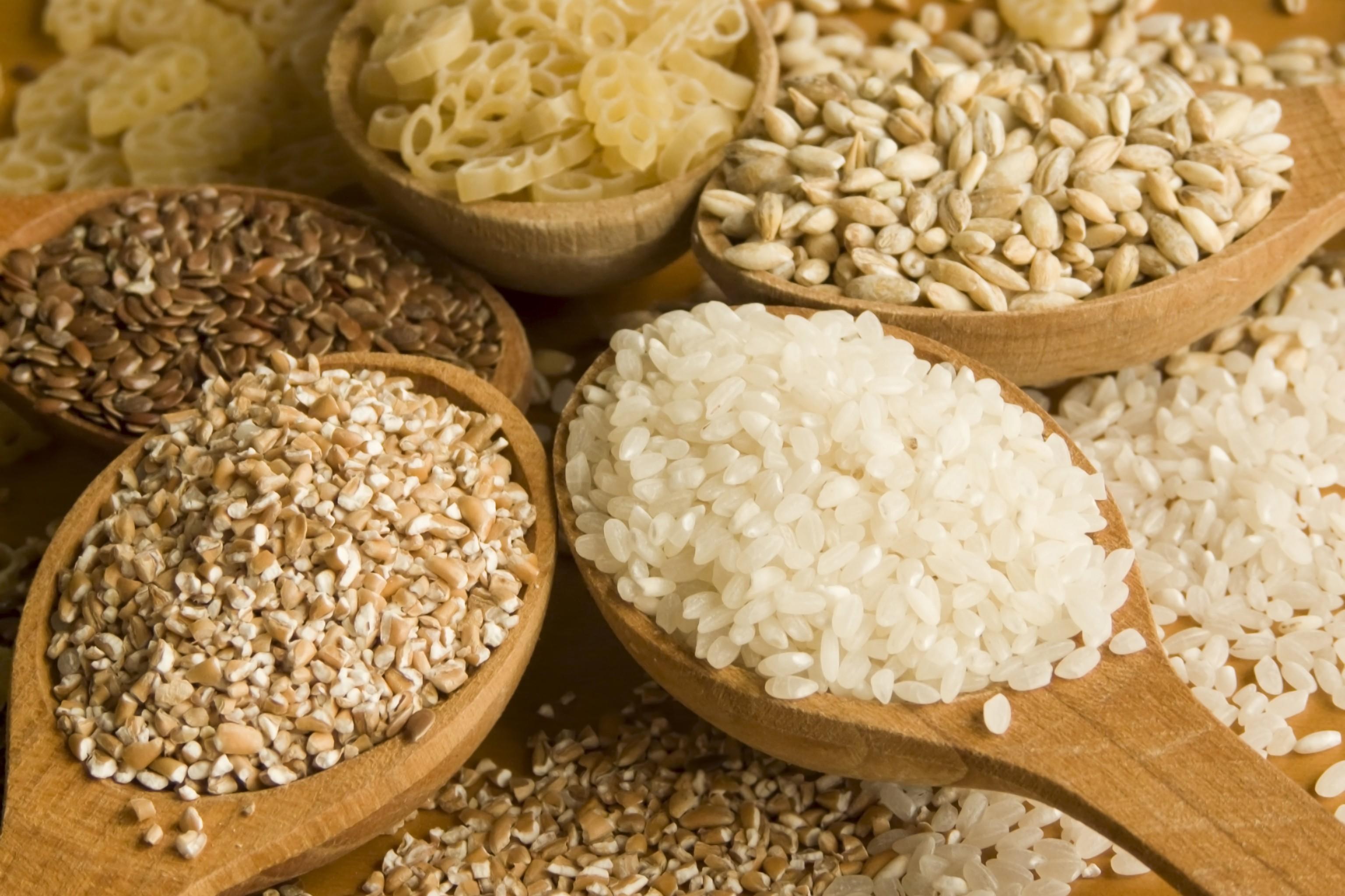 Cereali e pasta