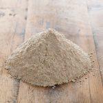 La farina integrale, fonte di benessere