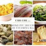 Cibi che … sono più ricchi di vitamina B12