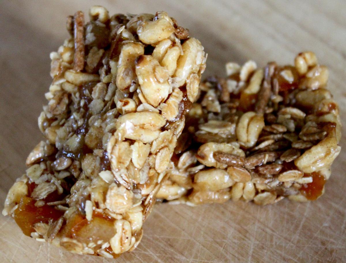 Snack fai da te: barrette ai 5 cereali