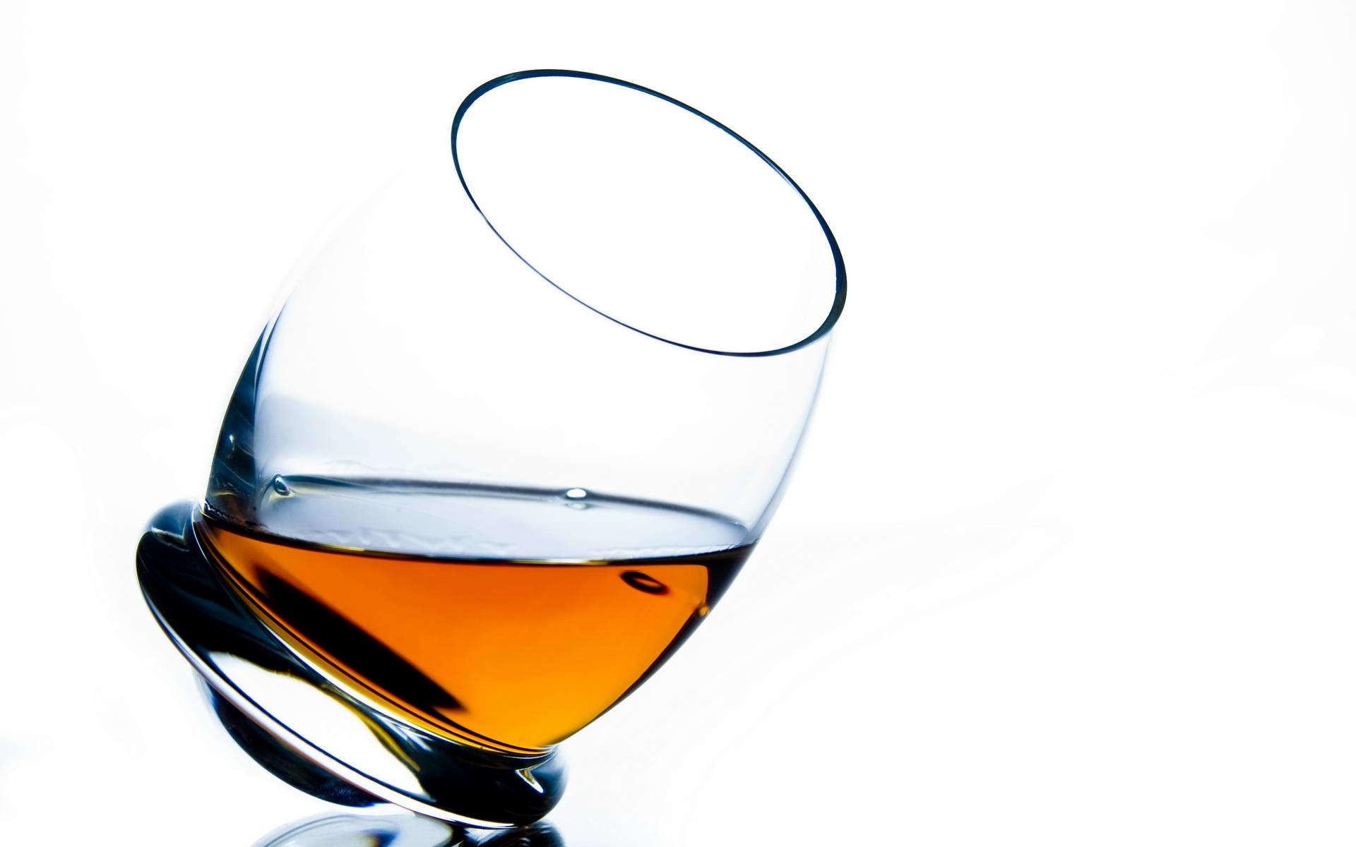 Bicchiere di digestivo