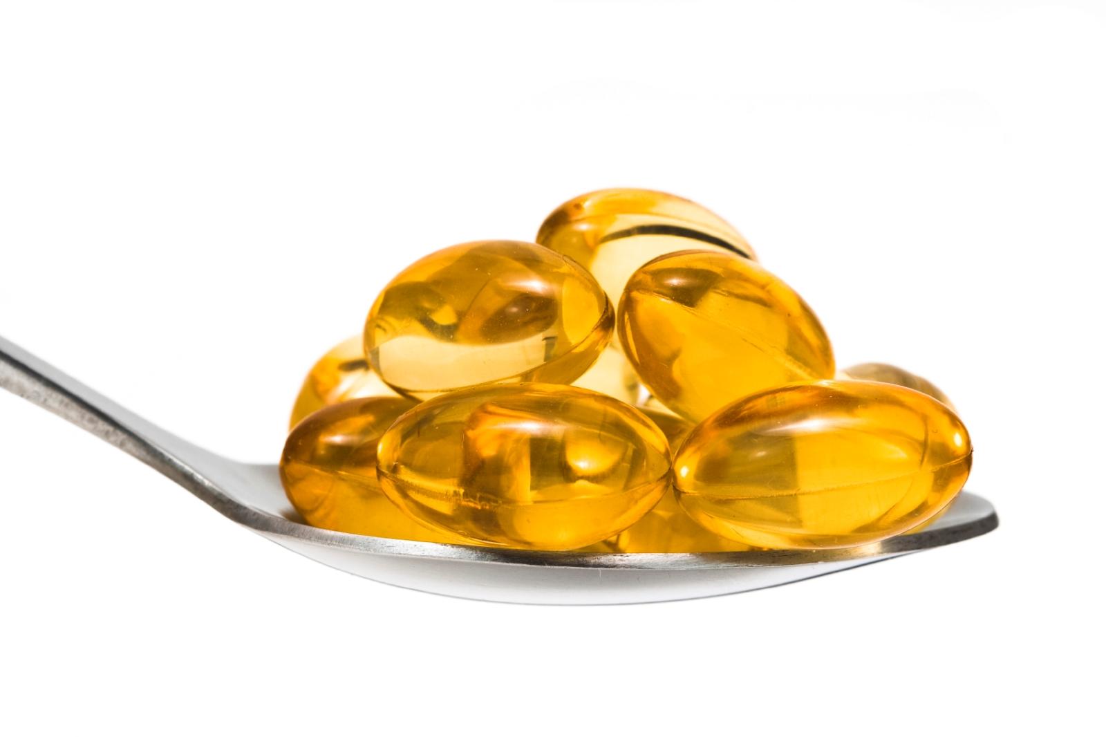 Cibi che contengono pi vitamina a edo blog for Fish oil recommendations