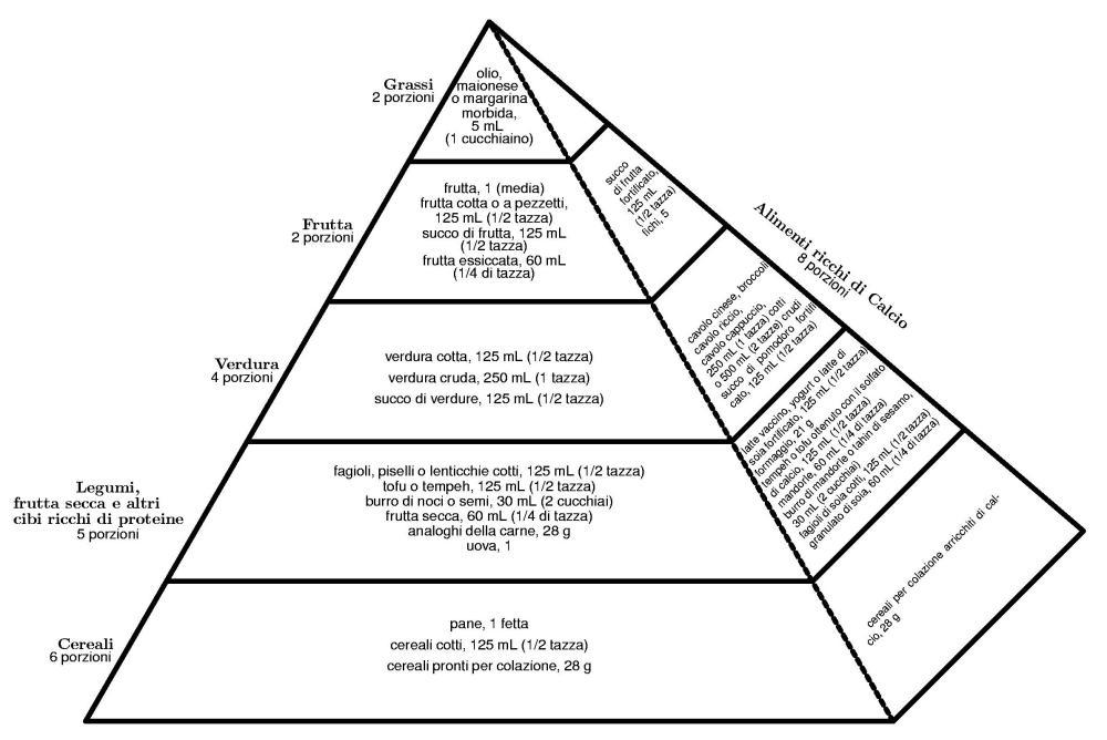 Fenomenologia della piramide alimentare edo blog for Piani di lusso di una sola storia