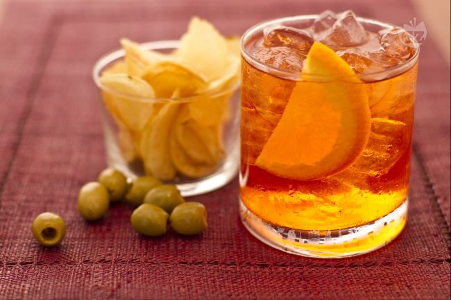Spritz, drink alcolico molto diffuso per gli aperitivi