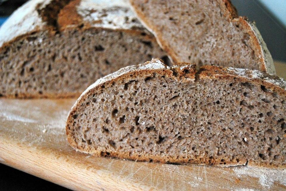 pane integrale ricco di fibra