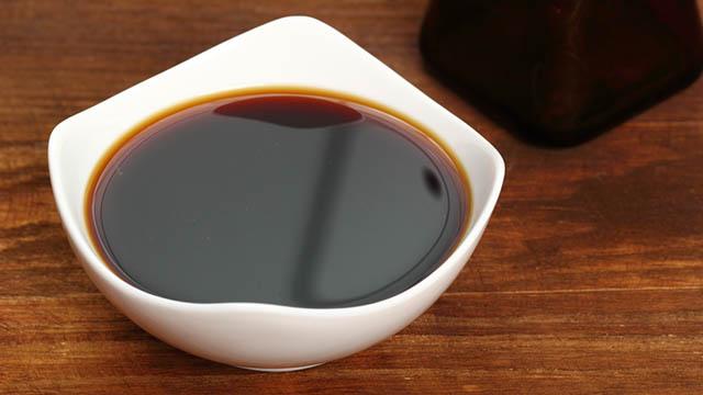 La salsa di soia