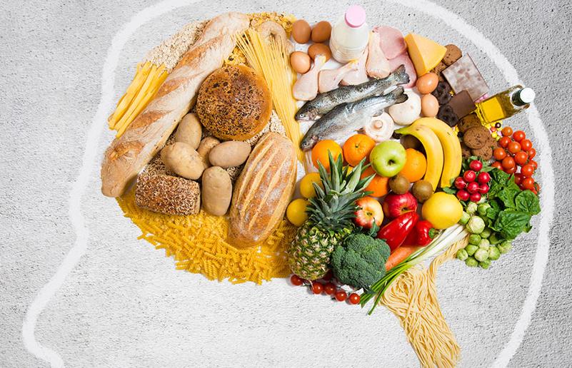 Il cibo fa bene anche al nostro cervello