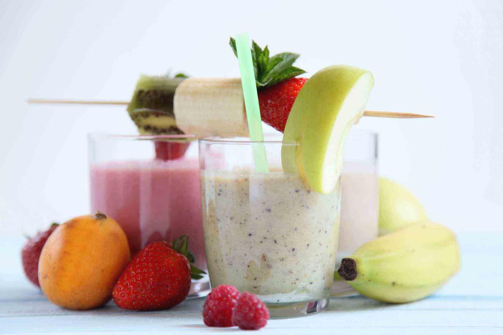 Bevande a base di frutta e verdura