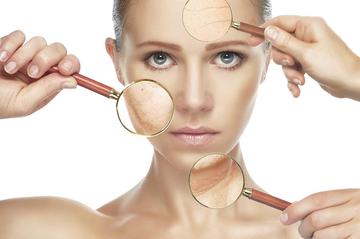 L'alimentazione influenza la bellezza della pelle