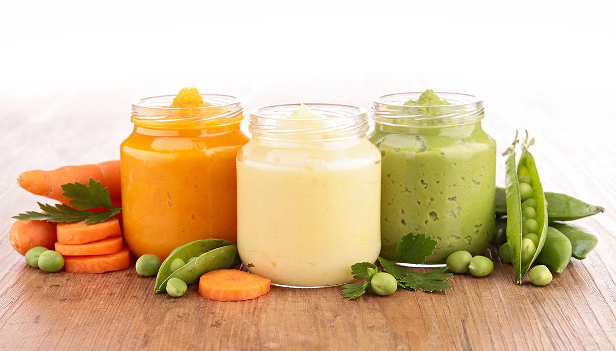 La dieta vegetariana/vegana e lo svezzamento