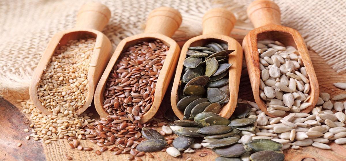 Semi oleosi: piccoli tesori per la salute