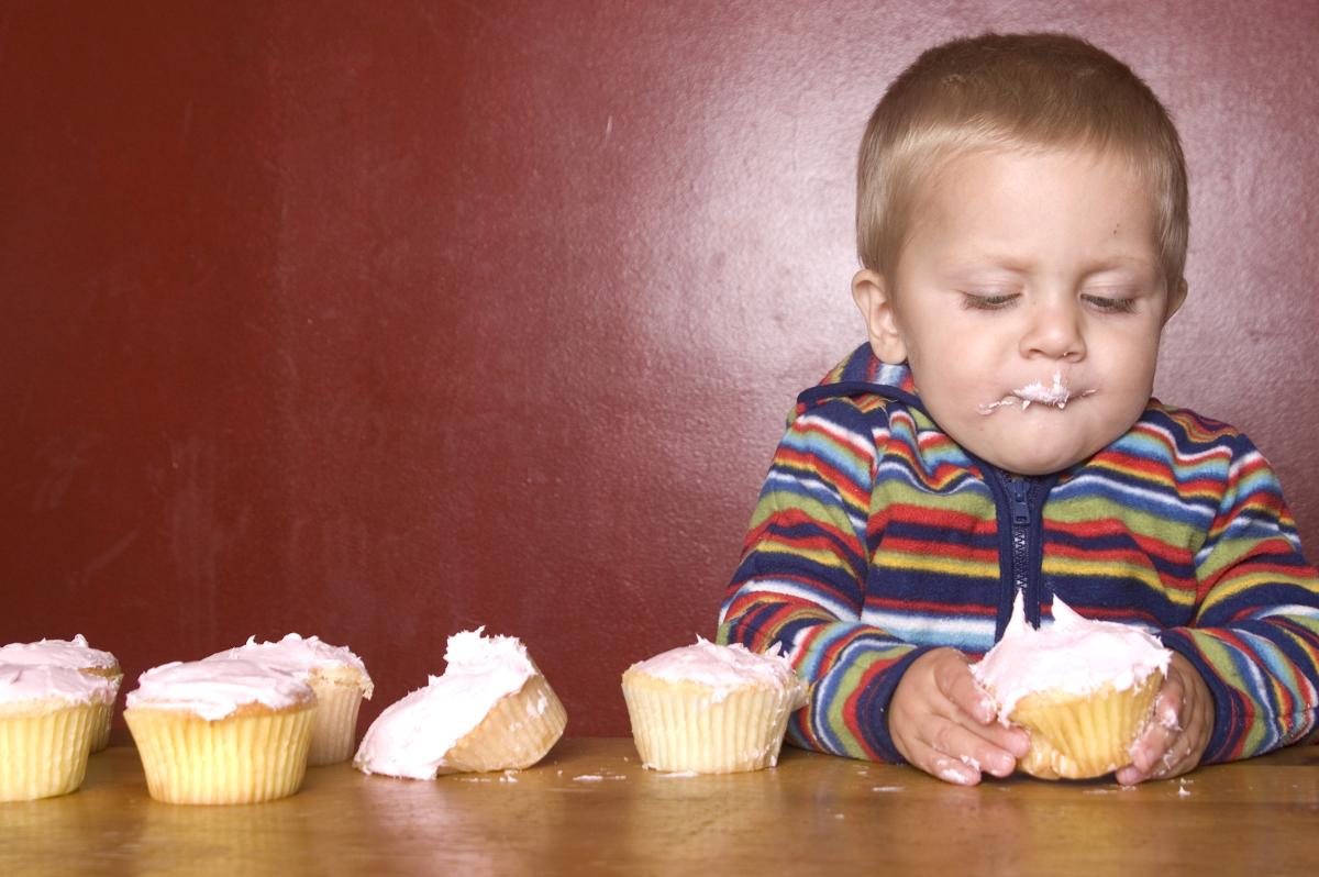 Meglio evitare le ricompense alimentari per i nostri piccoli