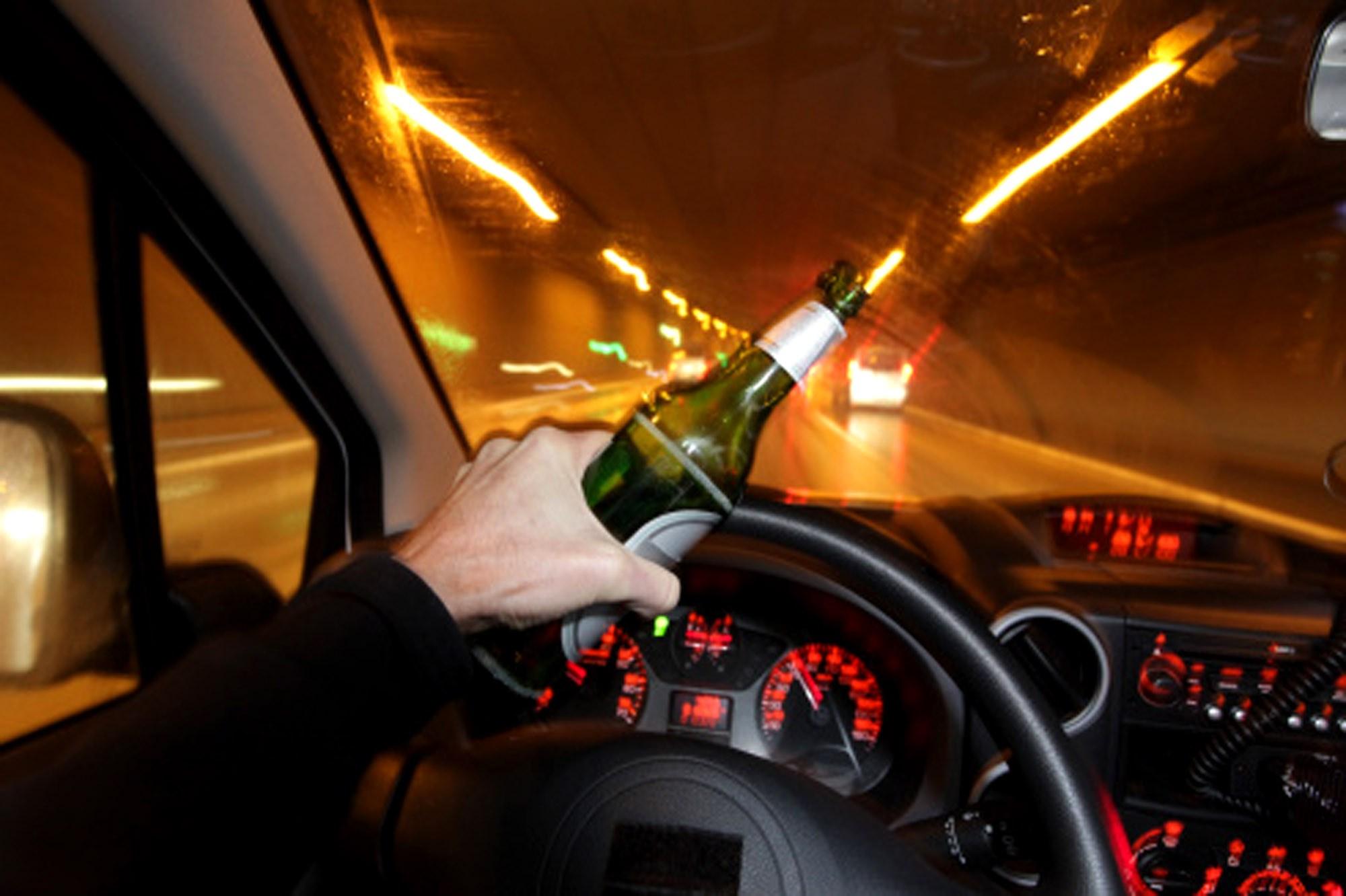 Alcol e automobilisti