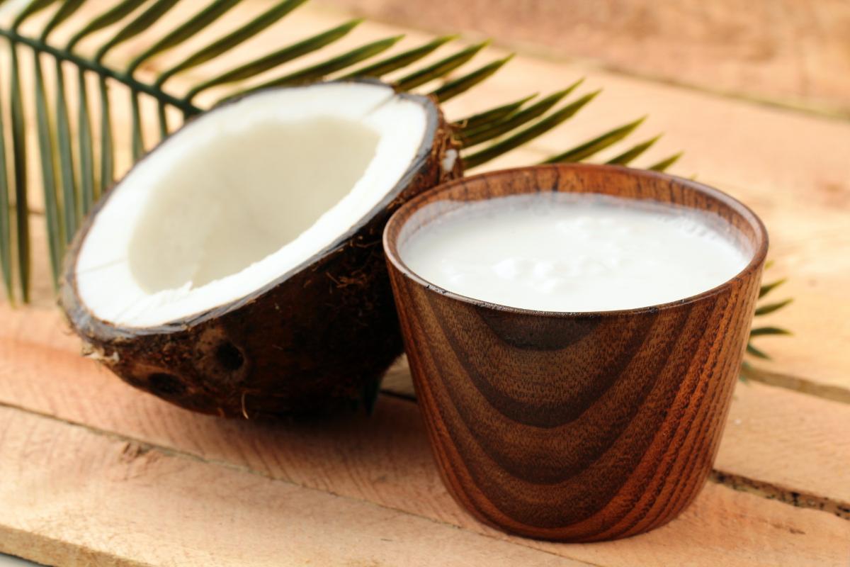 Latte di cocco: in cucina una marcia in più!