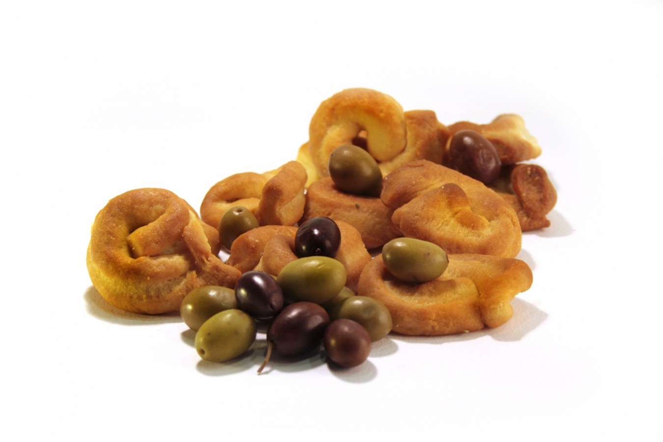 Taralli alle olive