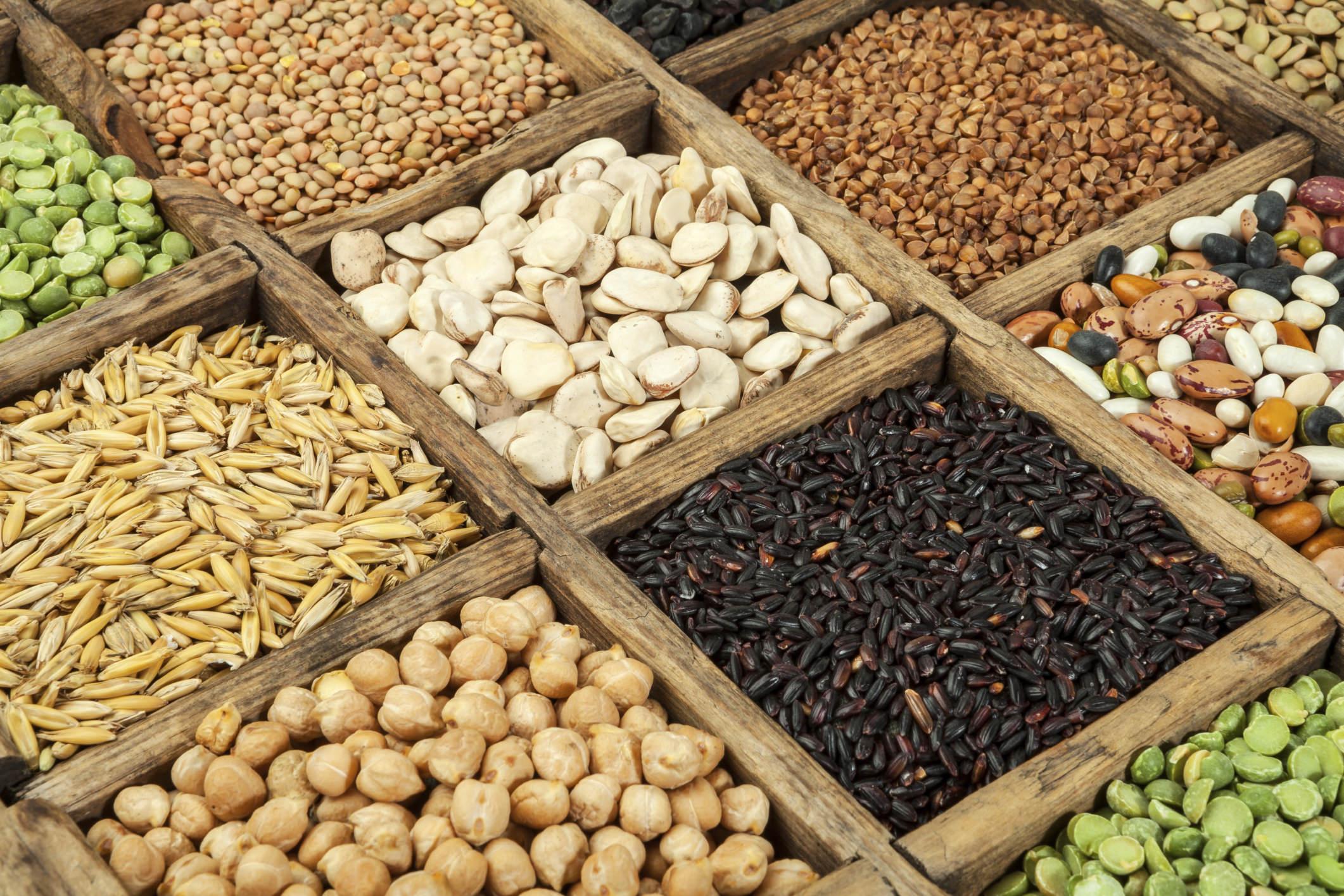 Alimenti integrali, fondamentali nella dieta macrobiotica
