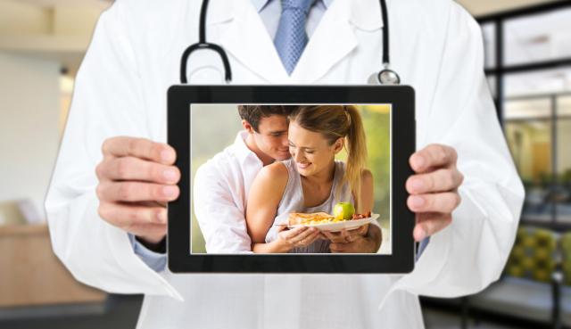 L'esperto risponde: il cibo influenza la fertilità?