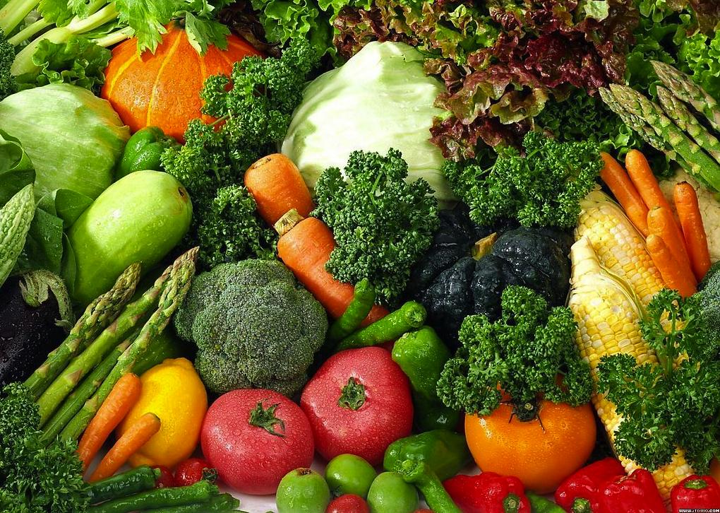 Verdure fresche e di stagione sono lquelle da scegliere per chi segue una dieta macrobiotica