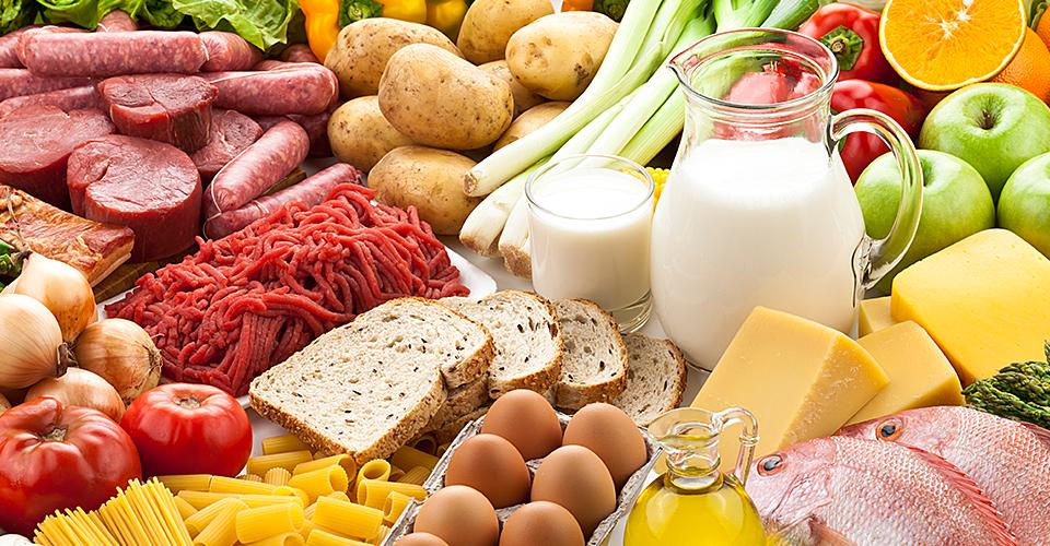 Alimenti e densità nutritiva