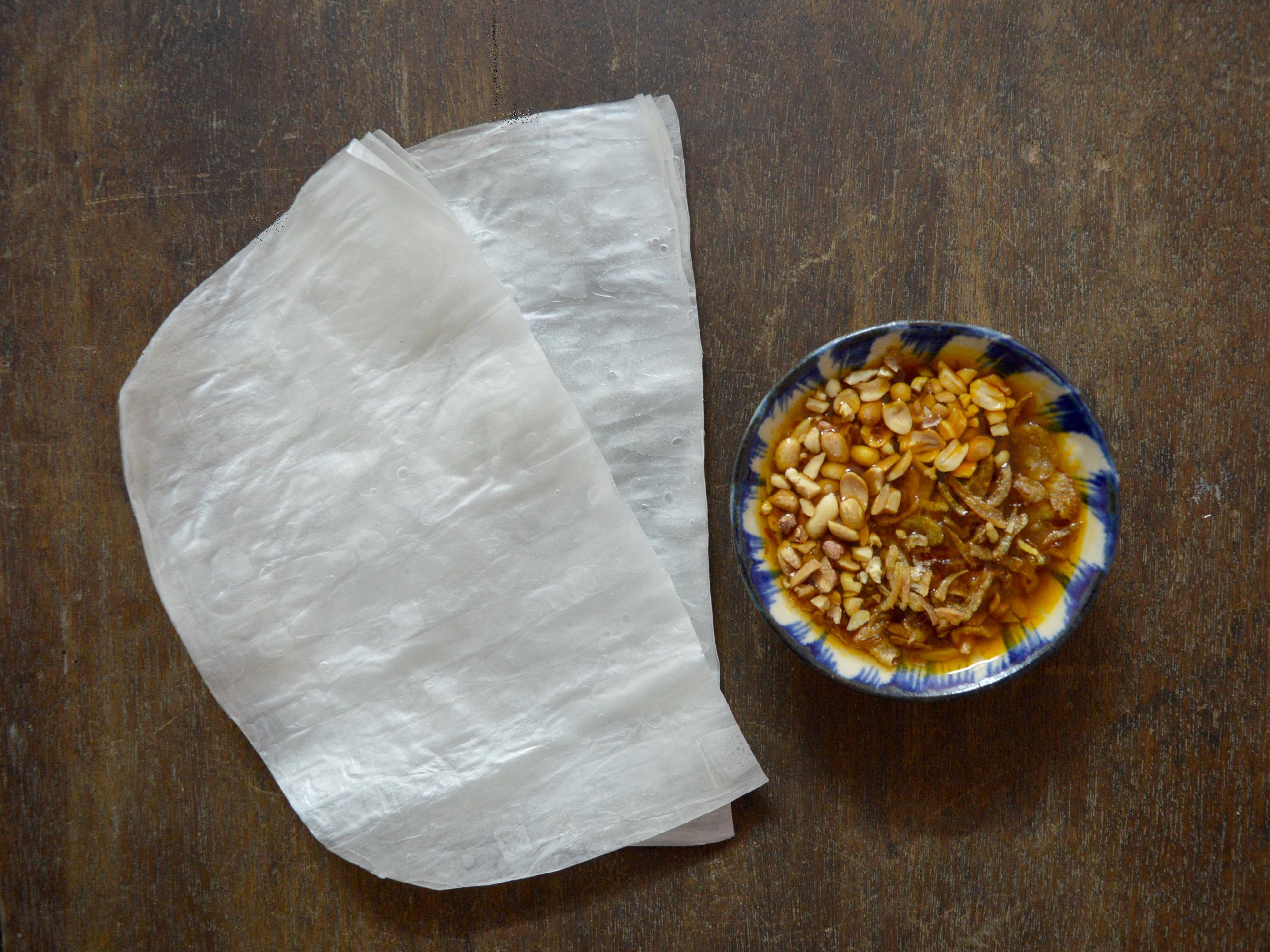 Carta di riso: uno scrigno leggero per ricette sfiziose - Edo Blog
