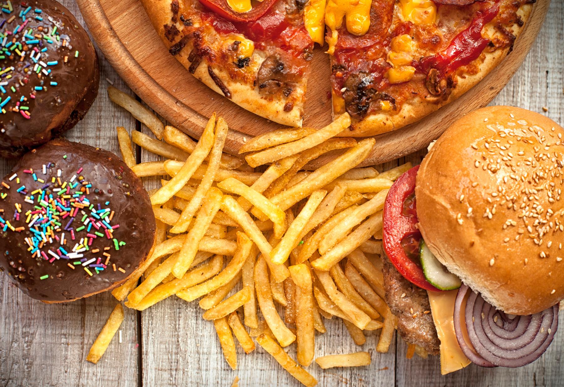 Fenomeno Junk Food: quanto ne conosci?