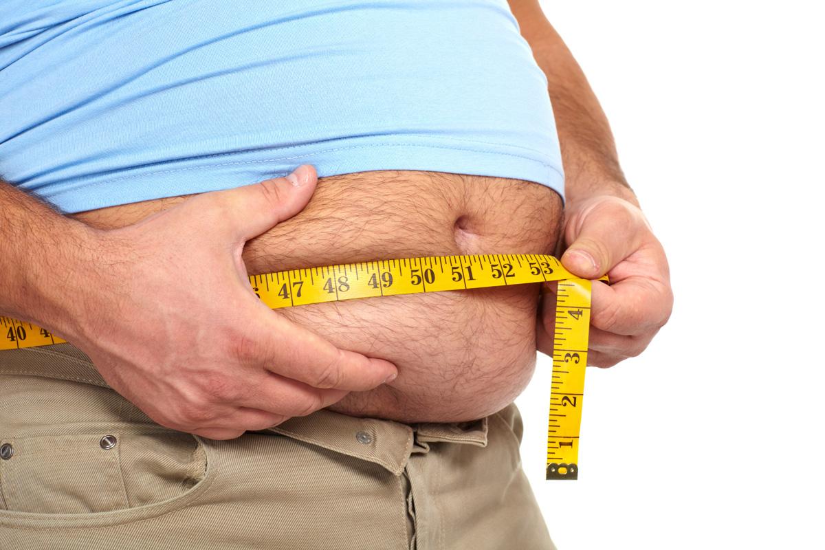 Il junk food e l'obesità
