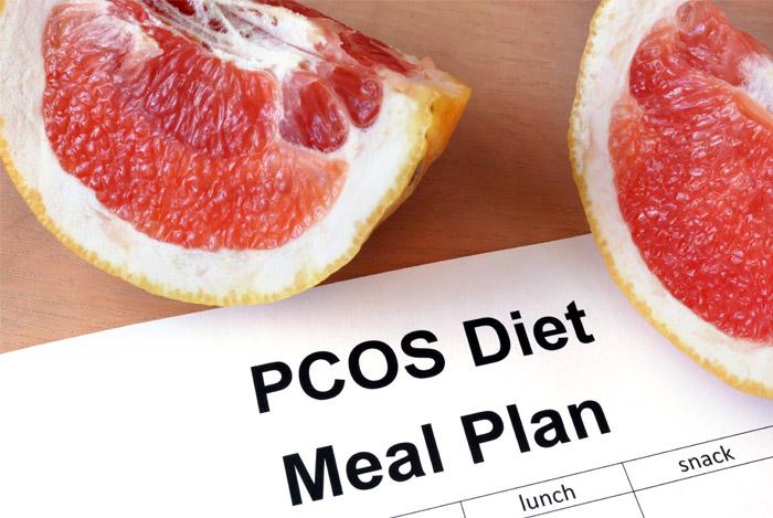 La dieta per la PCOS