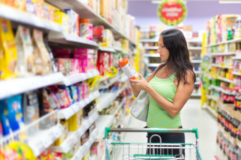 Leggere le etichette alimentari