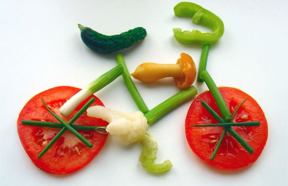 Dieta vegetariana e sport