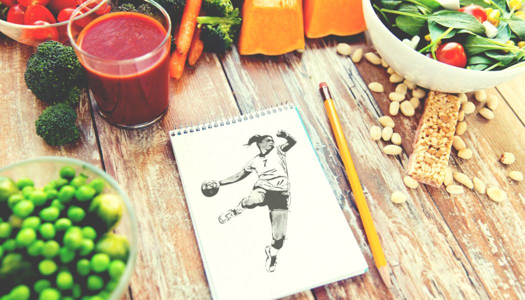 Una dieta equilibrata, soprattutto ricca di prodotti vegetali capaci di combattere lo stress ossidativo, schiude il segreto per mantenersi in forma ed ottenere un buon rendimento sportivo