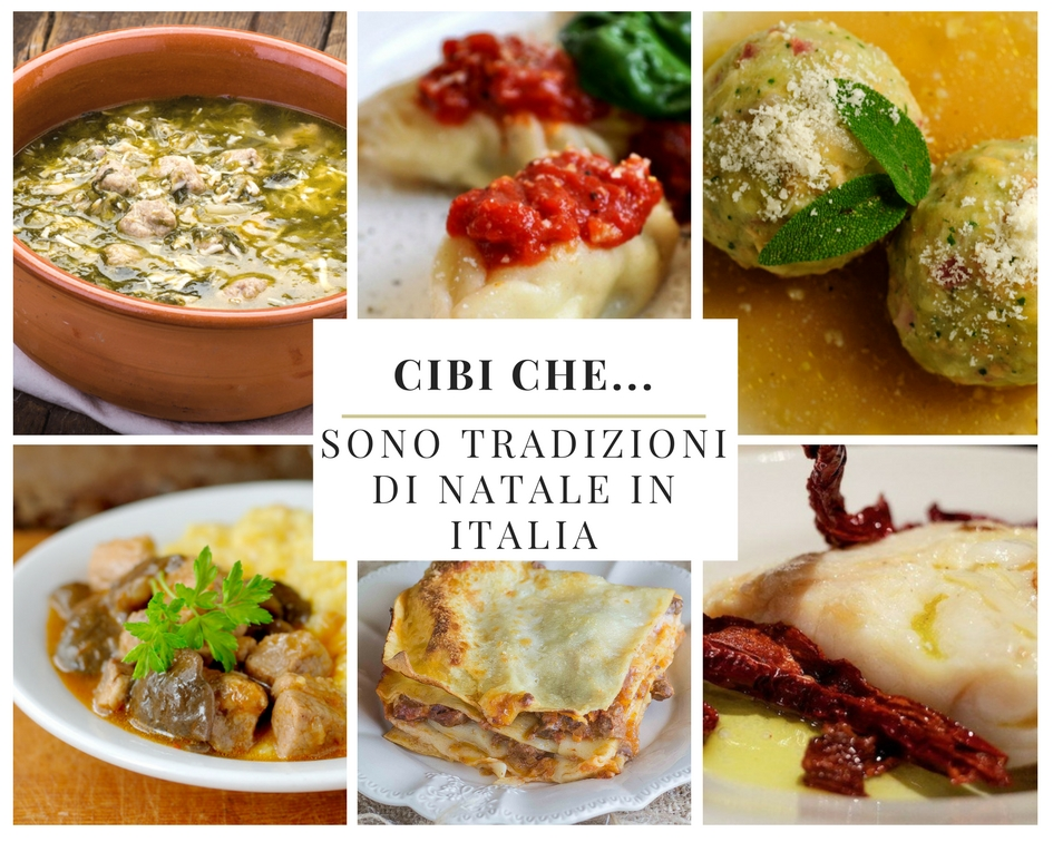 Cibi che… sono tradizioni natalizie in Italia