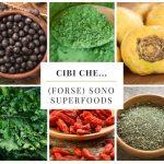 Cibi che… (forse) sono superfoods