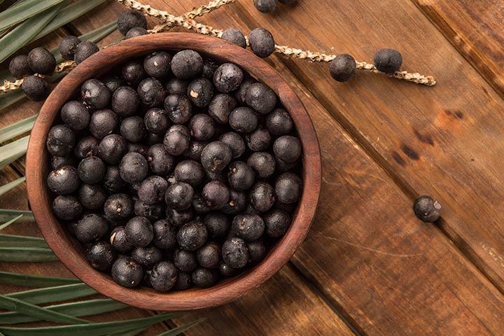 """Il nome della bacca di Acai, proveniente dalla lingua dei nativi della regione amazzonica, significa """"frutto che piange""""."""