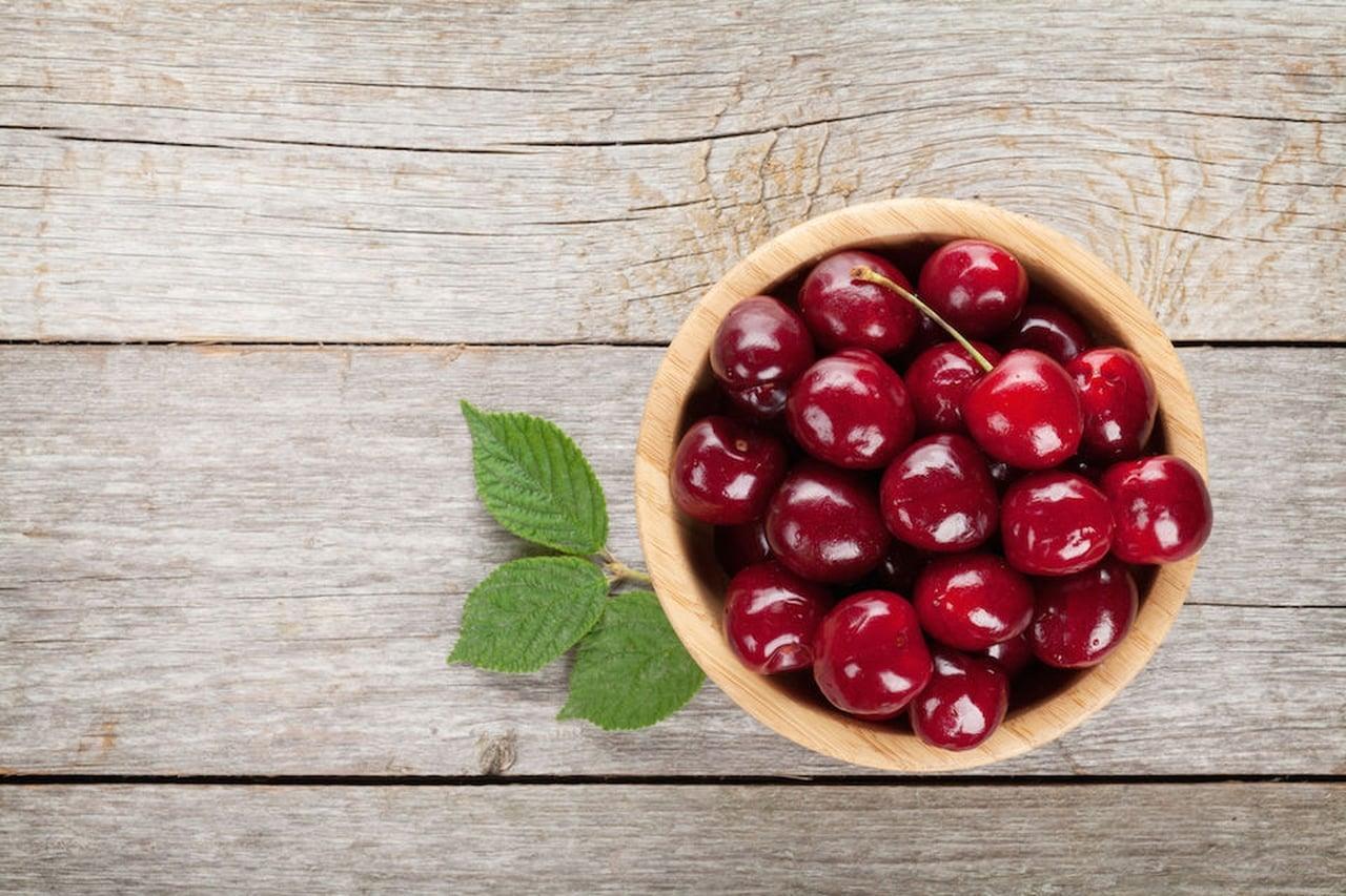 Le ciliegie costituiscono un gustoso ed efficace spuntino post-attività: uno sfizio per il palato e un toccasana per l'organismo.