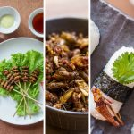 L'angolo delle curiosità: insetti a tavola anche in Europa
