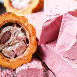 L'angolo delle curiosità: il cioccolato si veste di rosa