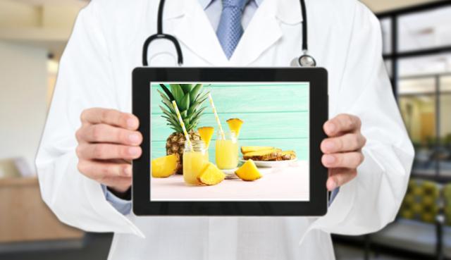 L'esperto risponde: l'ananas che (non) brucia i grassi