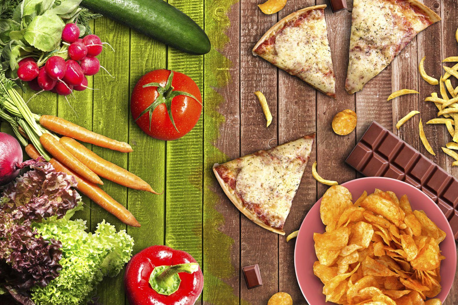 La qualità del cibo si ripercuote sulla nostra salute globale: per tenere alla larga la depressione anche le scelte a tavola sono importanti!