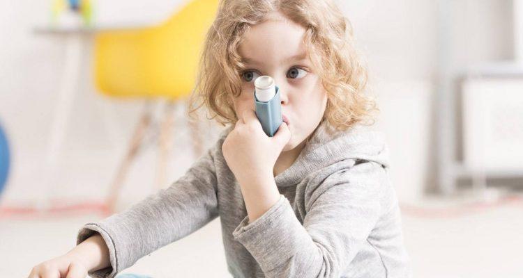 L'angolo delle curiosità: asma in età pediatrica, anche la dieta conta
